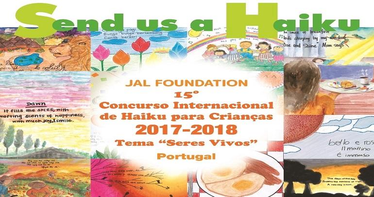 Prémios no Concurso Internacional de Haiku