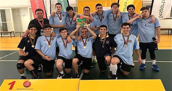 Campeões Nacionais de Voleibol