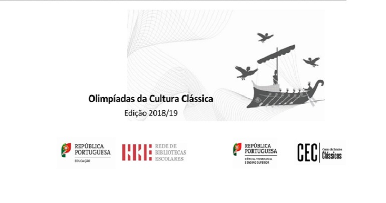 Olimpíadas de Cultura Clássica 2018/2019