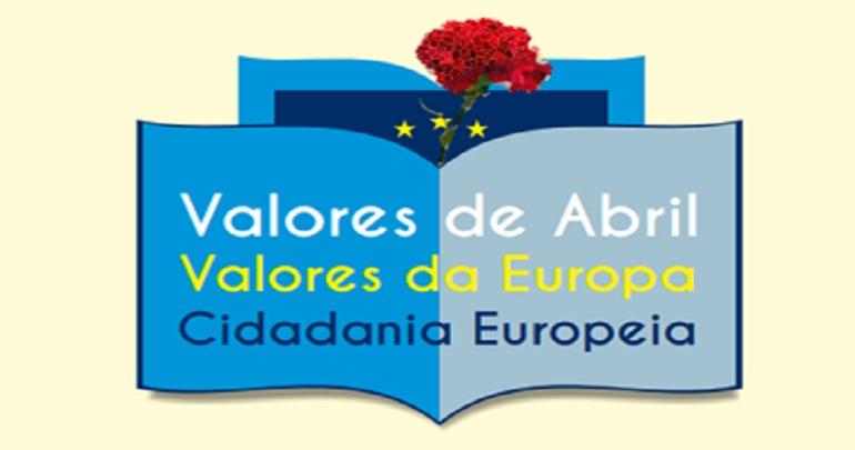"""Prémios Concurso """"Valores de Abril, Valores da Europa"""""""