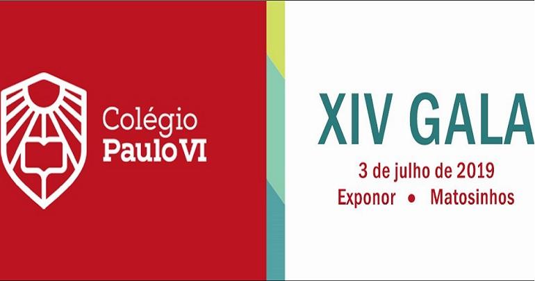 XIV Gala do Colégio Paulo VI na Exponor