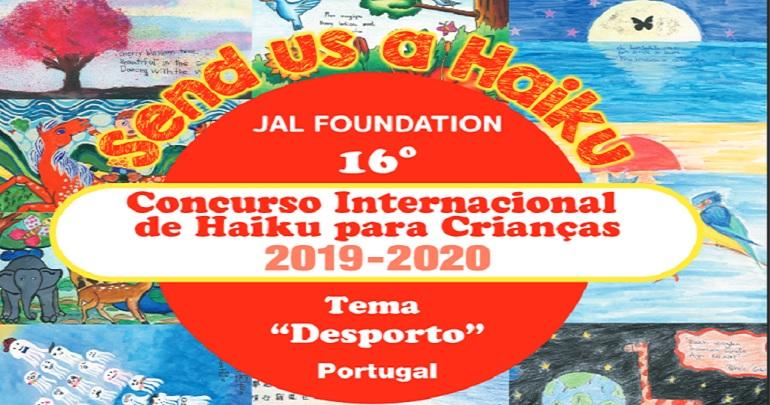 4.ª edição portuguesa do Concurso Internacional de Haiku